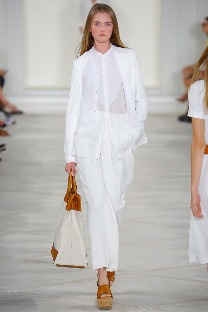 Ralph Lauren Ready To Wear SS 2016 NYFW (21)