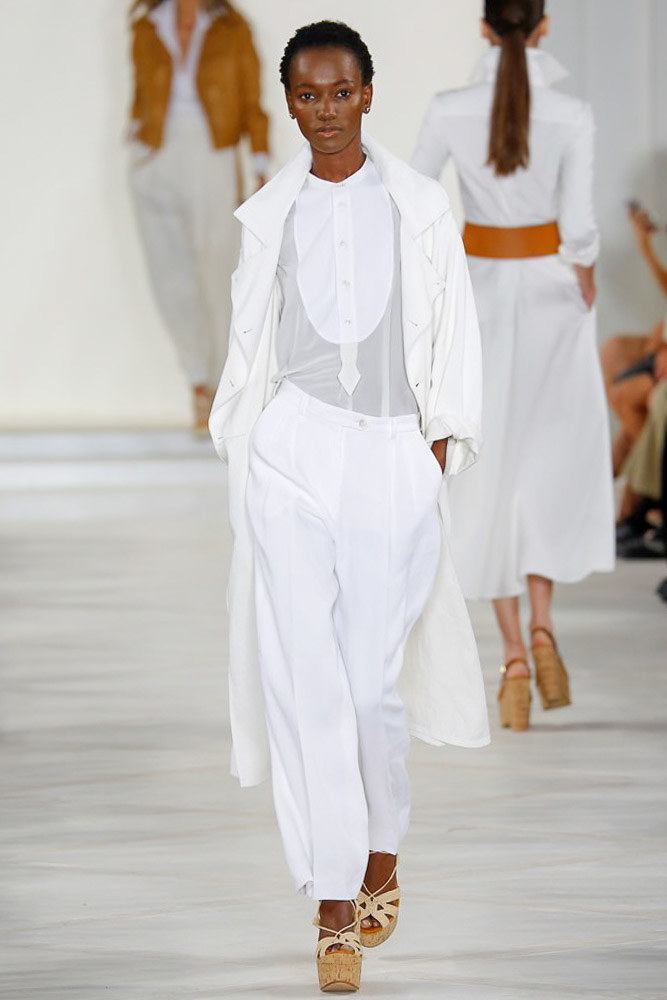 Ralph Lauren Ready To Wear SS 2016 NYFW (24)