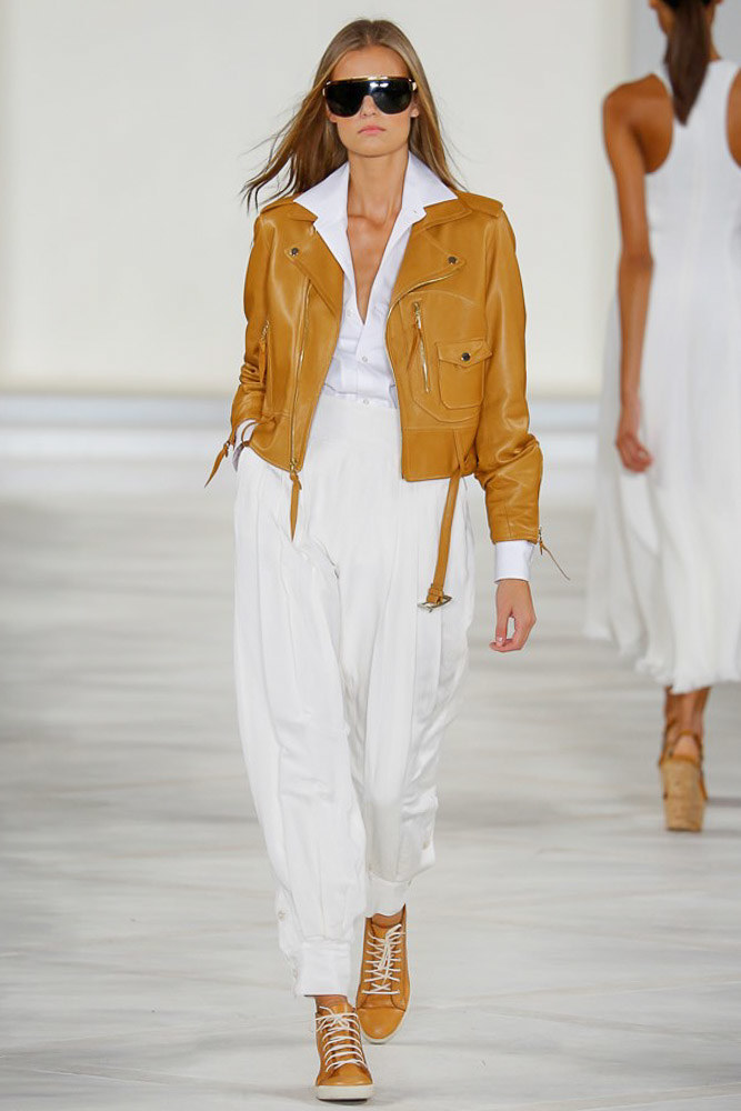 Ralph Lauren Ready To Wear SS 2016 NYFW (25)