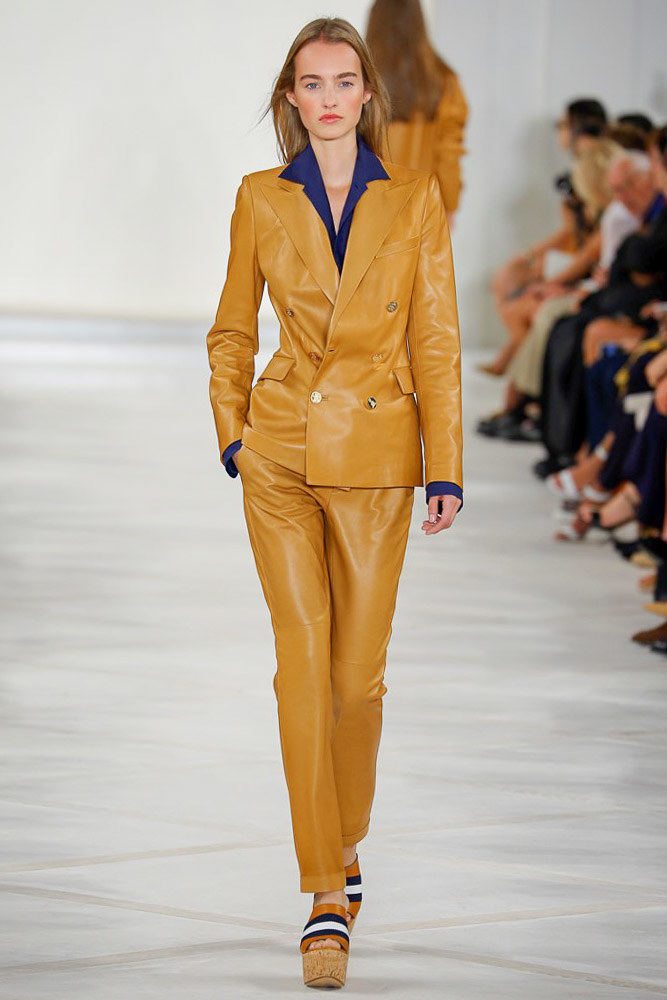 Ralph Lauren Ready To Wear SS 2016 NYFW (29)