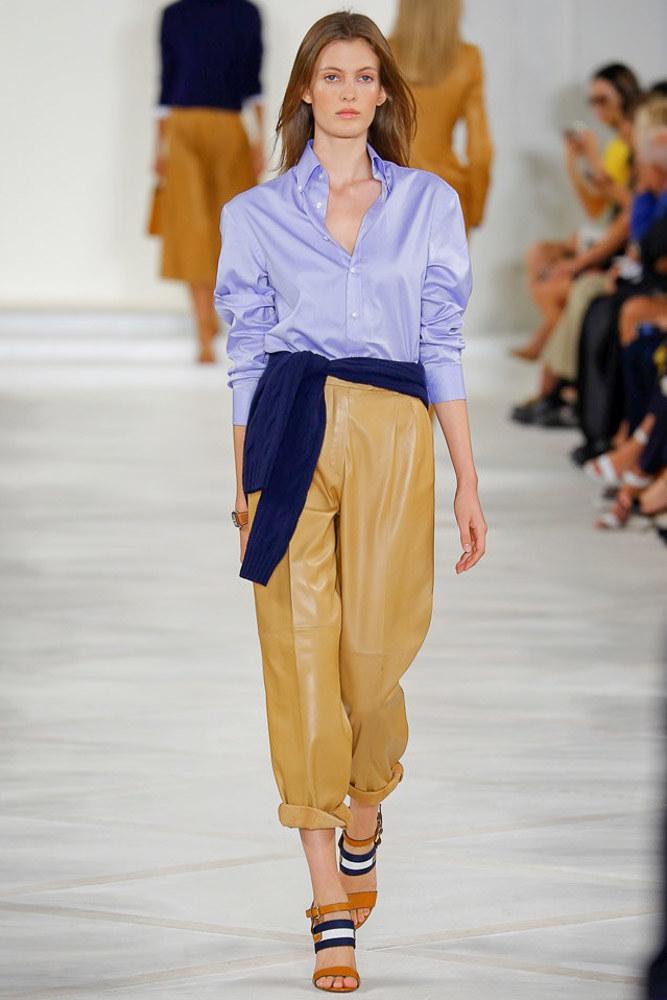 Ralph Lauren Ready To Wear SS 2016 NYFW (31)