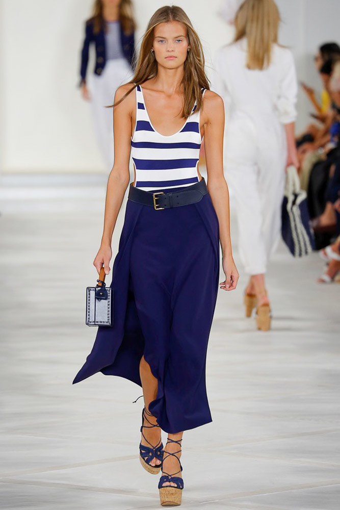 Ralph Lauren Ready To Wear SS 2016 NYFW (4)