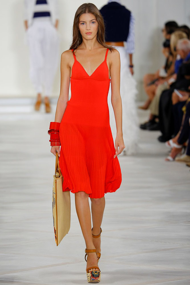 Ralph Lauren Ready To Wear SS 2016 NYFW (8)