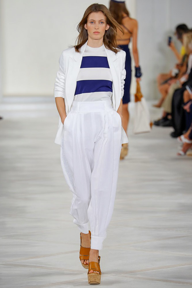 Ralph Lauren Ready To Wear SS 2016 NYFW (9)