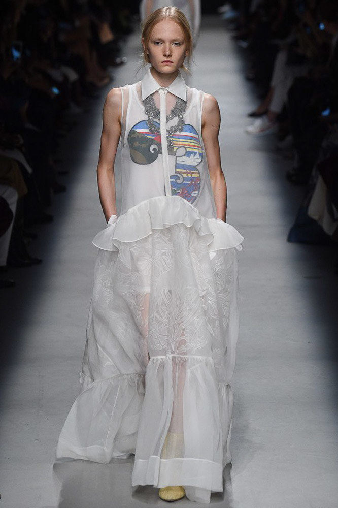 Rochas Ready To Wear SS 2016 PFW (13)