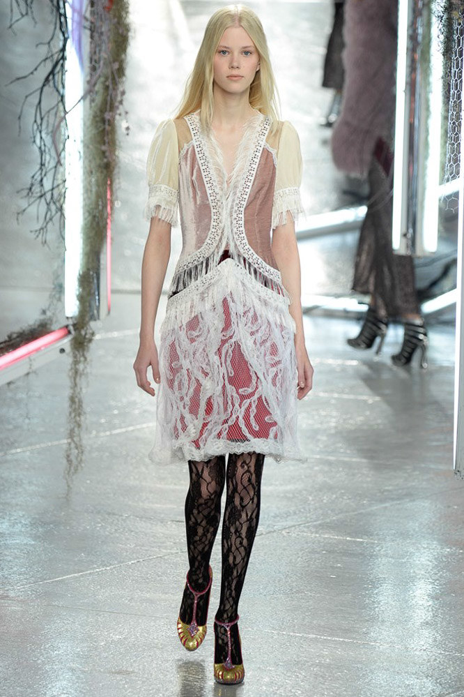 Rodarte Ready To Wear SS 2016 NYFW (21)