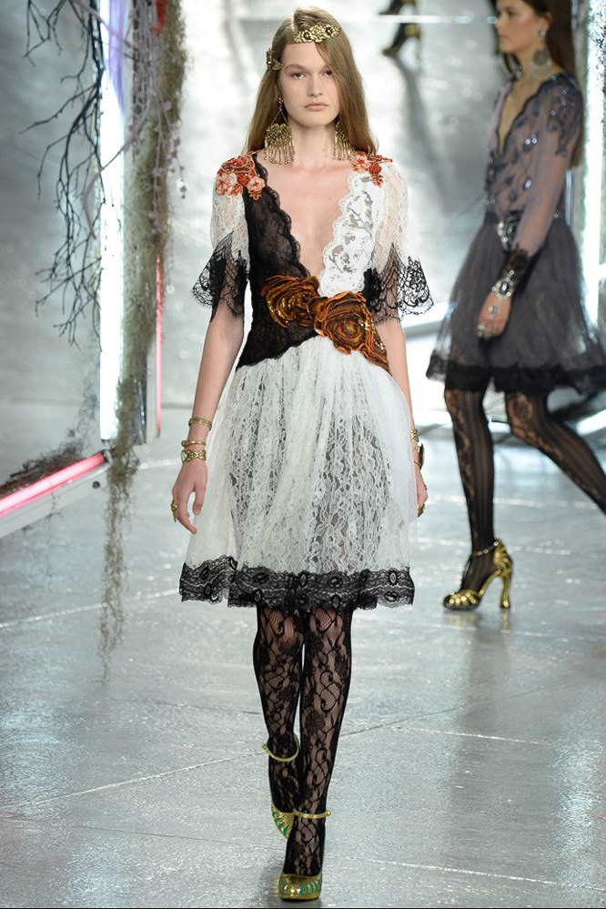 Rodarte Ready To Wear SS 2016 NYFW (27)