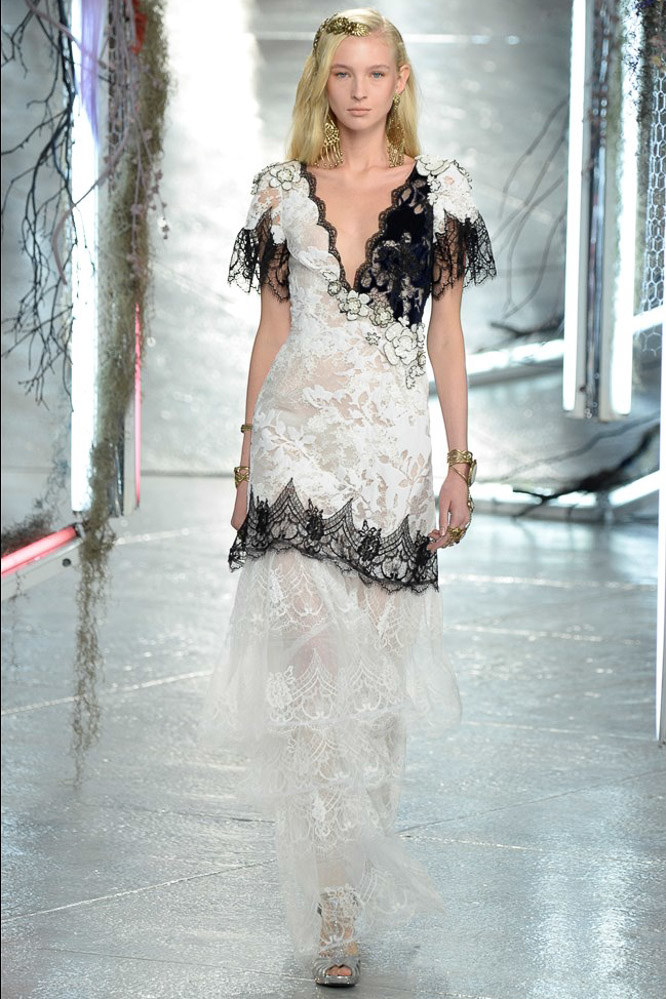 Rodarte Ready To Wear SS 2016 NYFW (35)