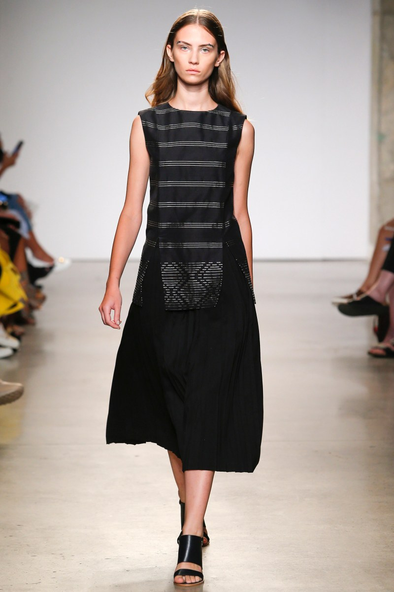 Sally LaPointe Ready To Wear SS 2016 NYFW (21)