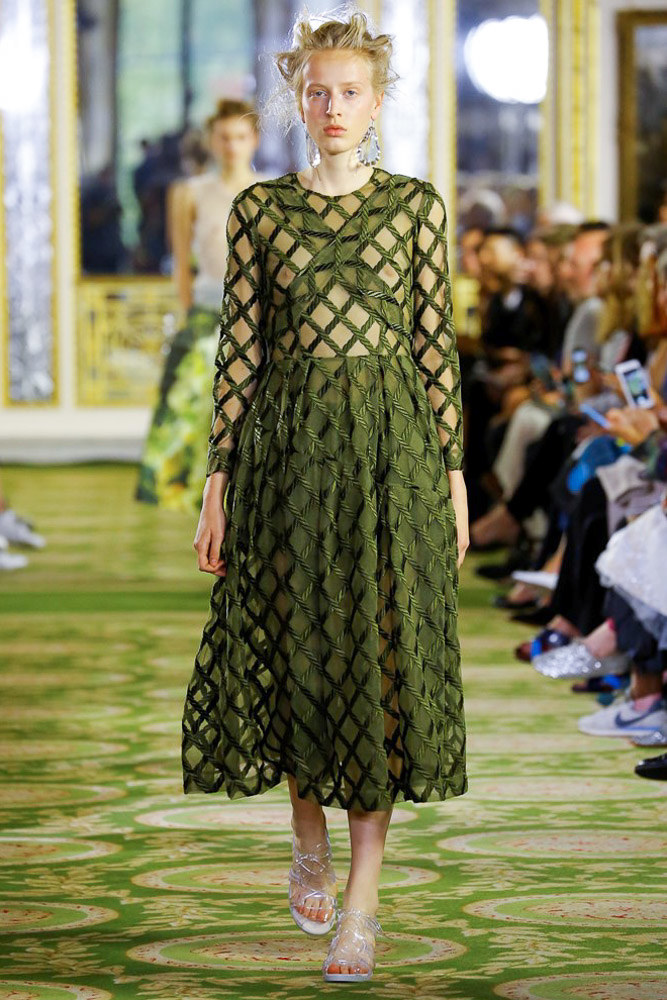 Simone Rocha Ready To Wear SS 2016 LFW (31)