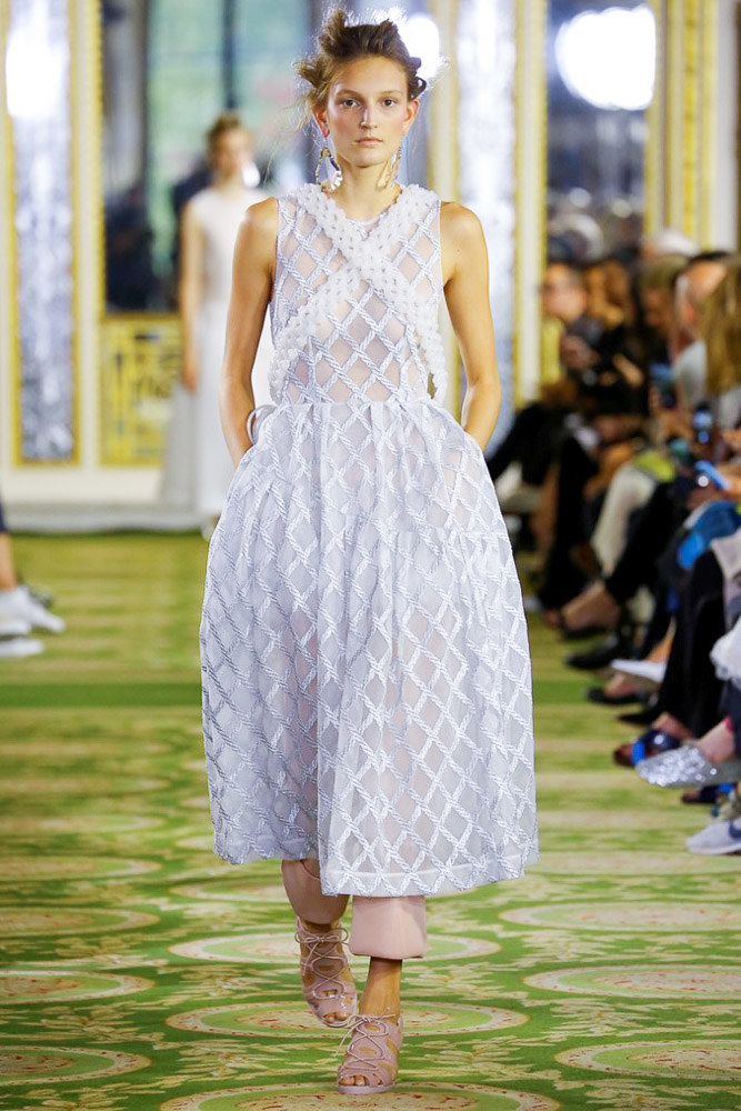 Simone Rocha Ready To Wear SS 2016 LFW (34)