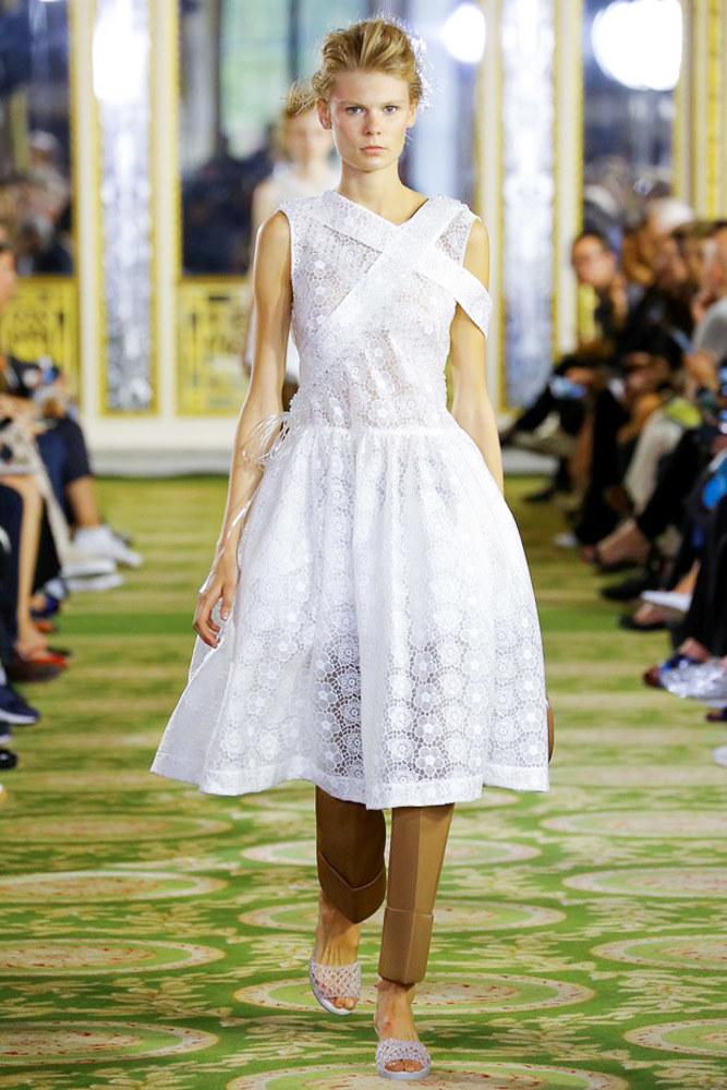Simone Rocha Ready To Wear SS 2016 LFW (36)