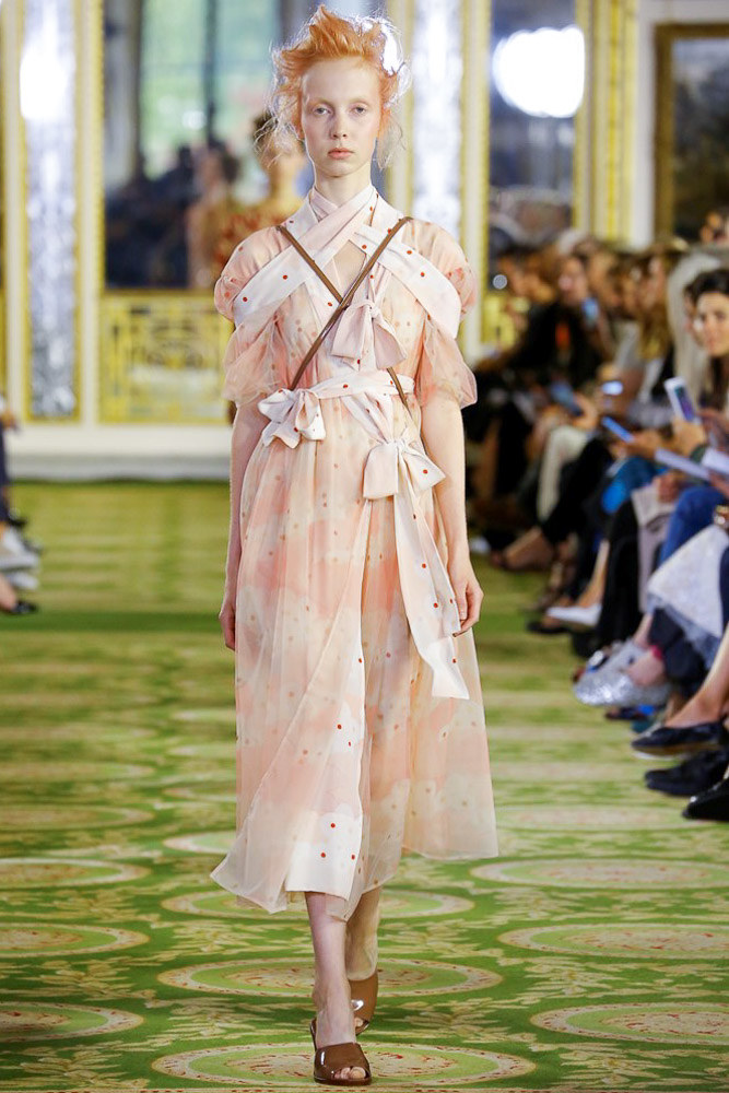 Simone Rocha Ready To Wear SS 2016 LFW (9)