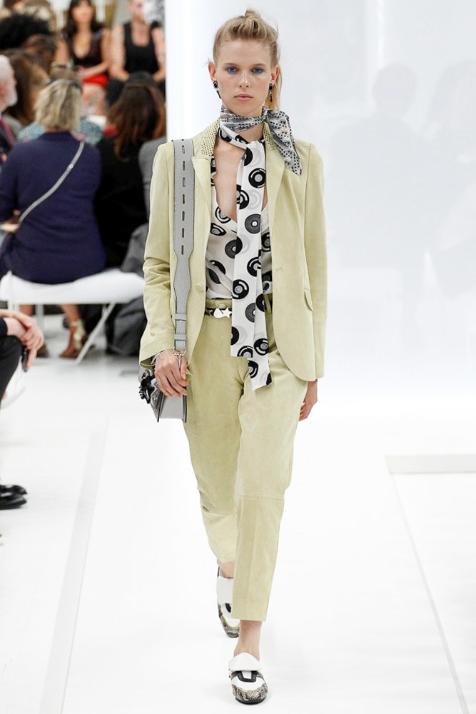 Tod's Ready To Wear SS 2016 MFW (6)