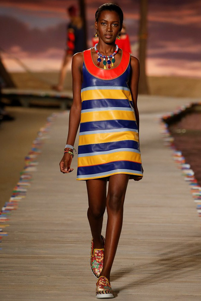 Tommy Hilfiger Ready To Wear SS 2016 NYFW (22)