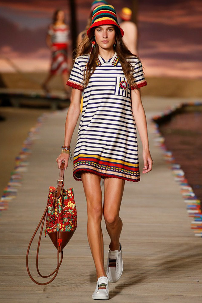 Tommy Hilfiger Ready To Wear SS 2016 NYFW (25)