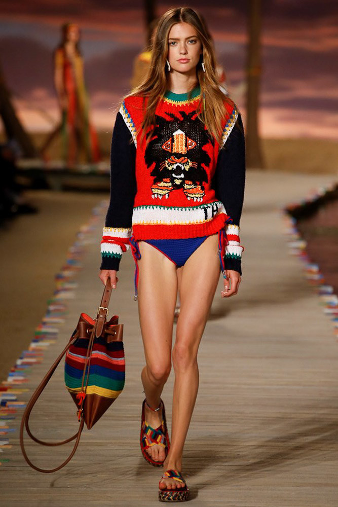 Tommy Hilfiger Ready To Wear SS 2016 NYFW (27)