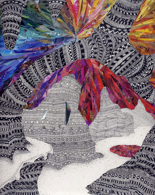 Trippy Landscapes by Hilary Pecis (7)