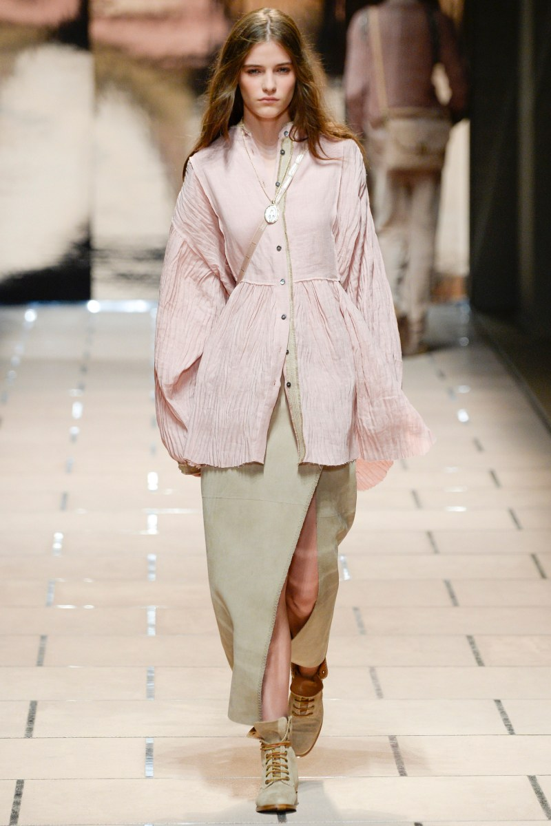 Trussardi Ready To Wear SS 2016 MFW (22)