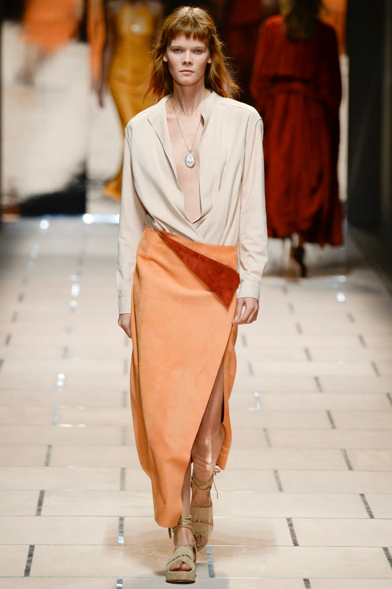 Trussardi Ready To Wear SS 2016 MFW (29)