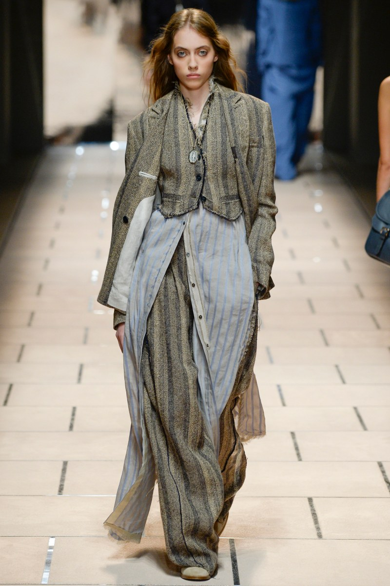 Trussardi Ready To Wear SS 2016 MFW (33)