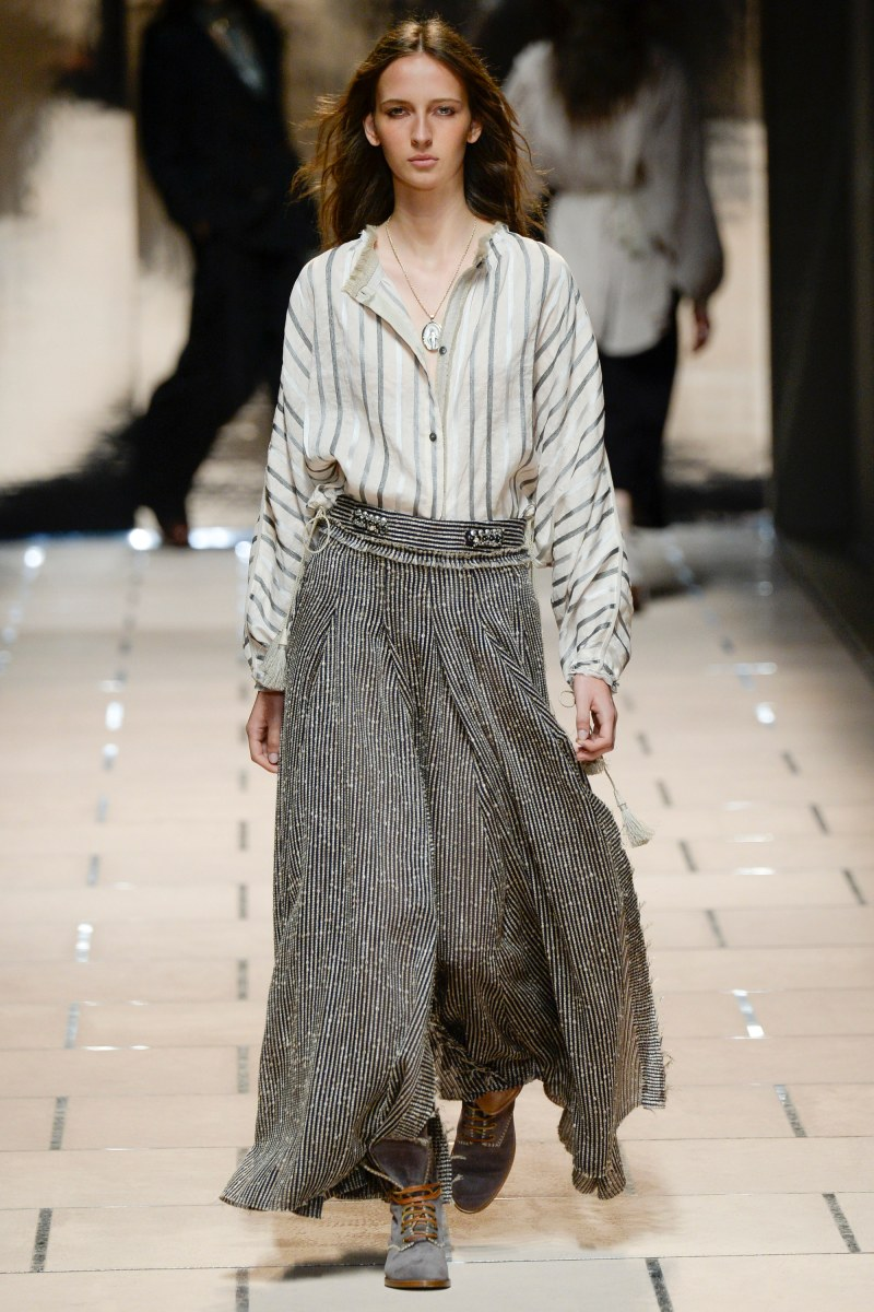 Trussardi Ready To Wear SS 2016 MFW (37)