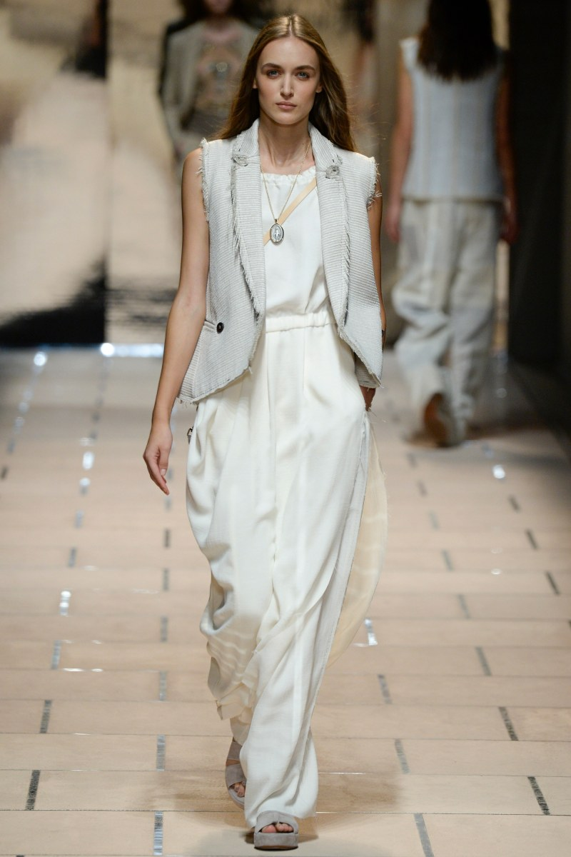 Trussardi Ready To Wear SS 2016 MFW (4)