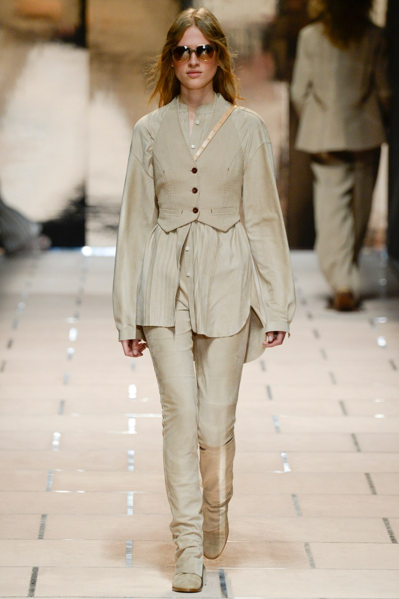 Trussardi Ready To Wear SS 2016 MFW (7)