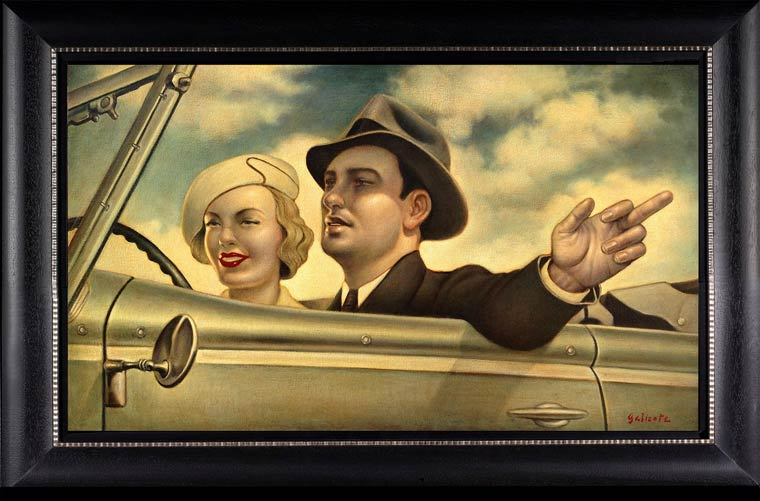 Twisted Vintage Paintings by Danny Galieote (6)