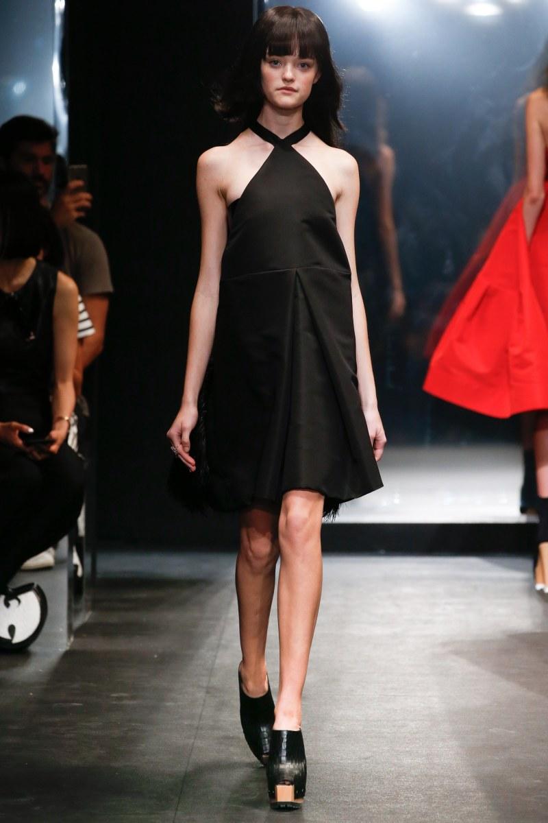 Vera Wang Ready To Wear SS 2016 NYFW (29)