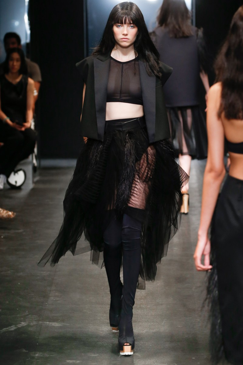 Vera Wang Ready To Wear SS 2016 NYFW (39)