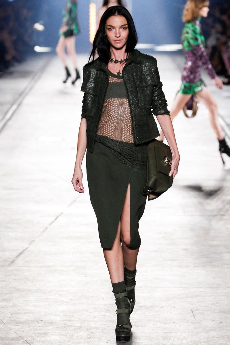 Versace Ready To Wear SS 2016 MFW (20)