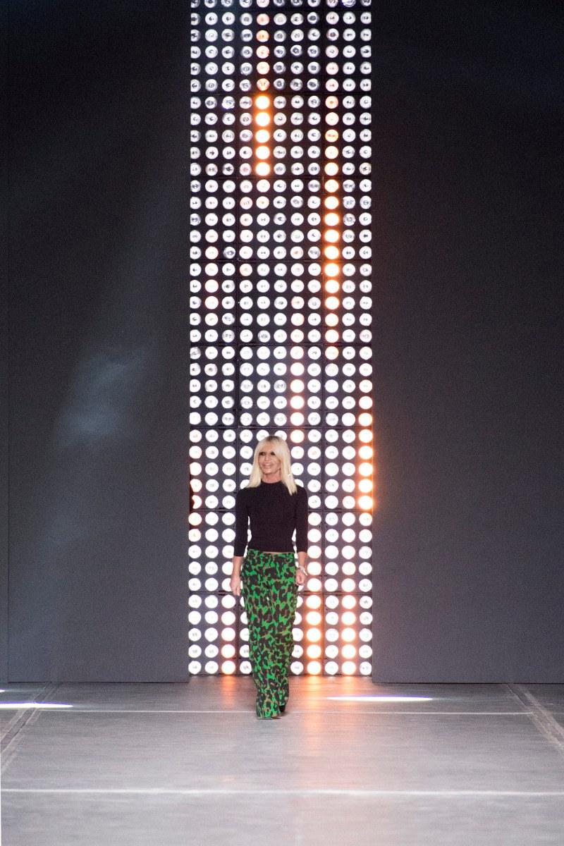 Versace Ready To Wear SS 2016 MFW (58)
