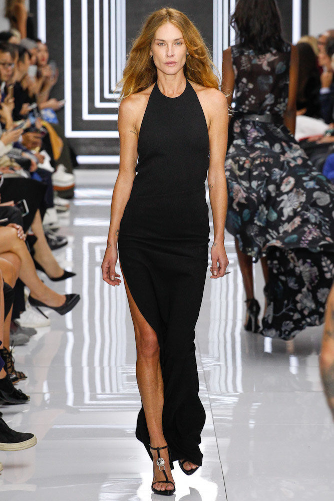 Versus Versace Ready To Wear SS 2016 LFW (54)