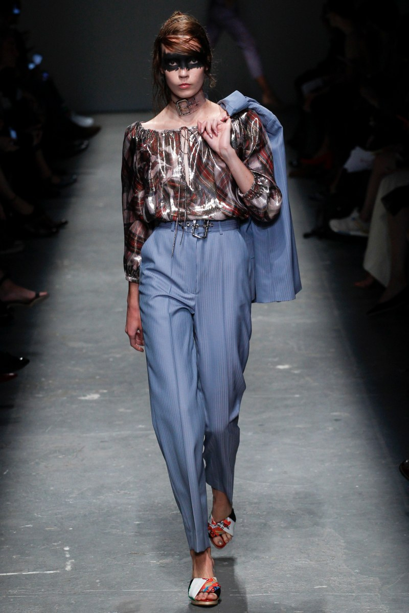 Vivienne Westwood Red Label Ready To Wear SS 2016 LFW (31)