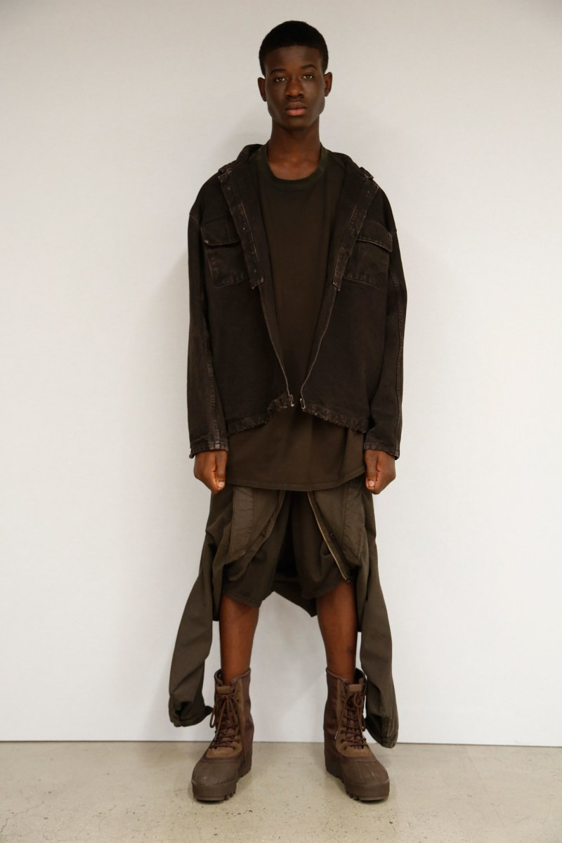Yeezy Ready To Wear SS 2016 NYFW (16)