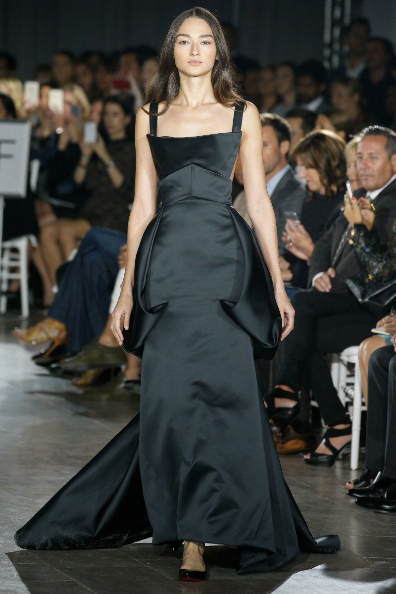 Zac Posen Ready To Wear SS 2016 NYFW (4)