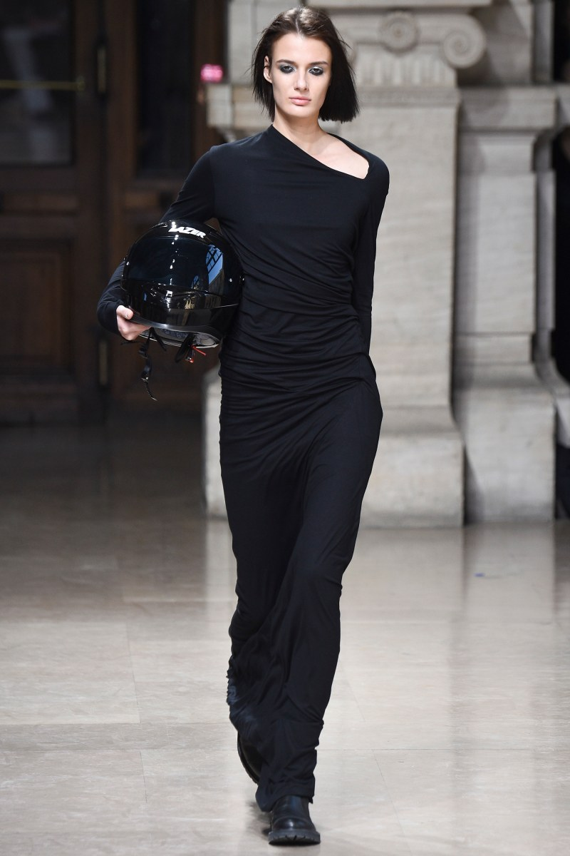 A.F. Vandevorst Ready To Wear SS 2016 PFW (1)