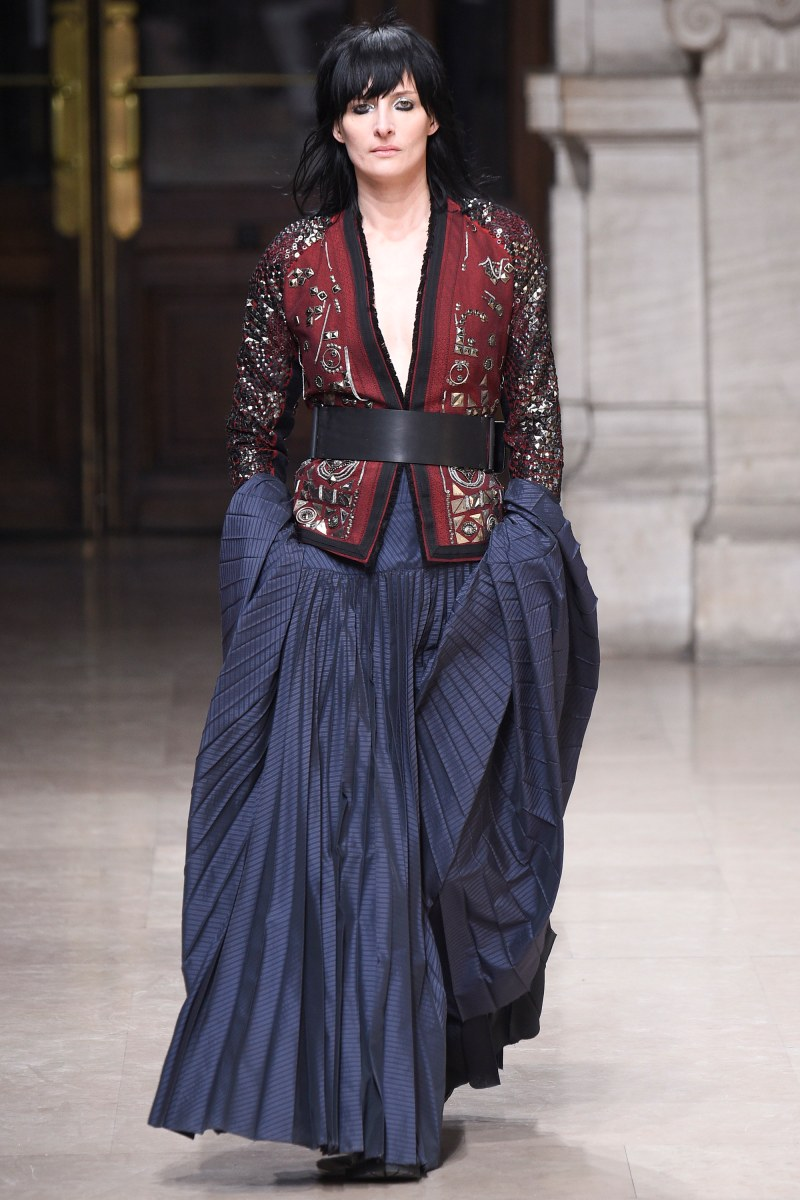 A.F. Vandevorst Ready To Wear SS 2016 PFW (22)