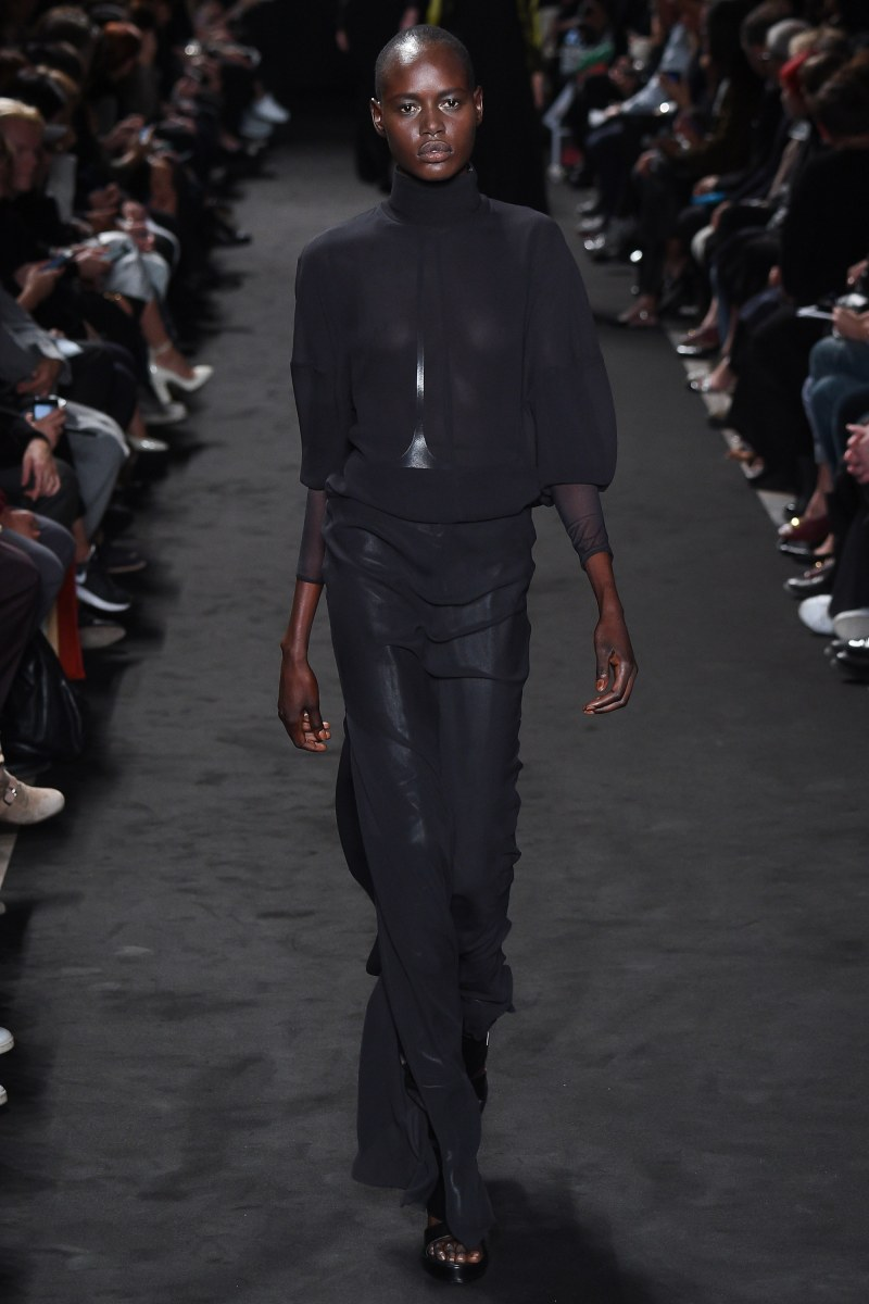 Ann Demeulemeester Ready To Wear SS 2016 PFW (22)