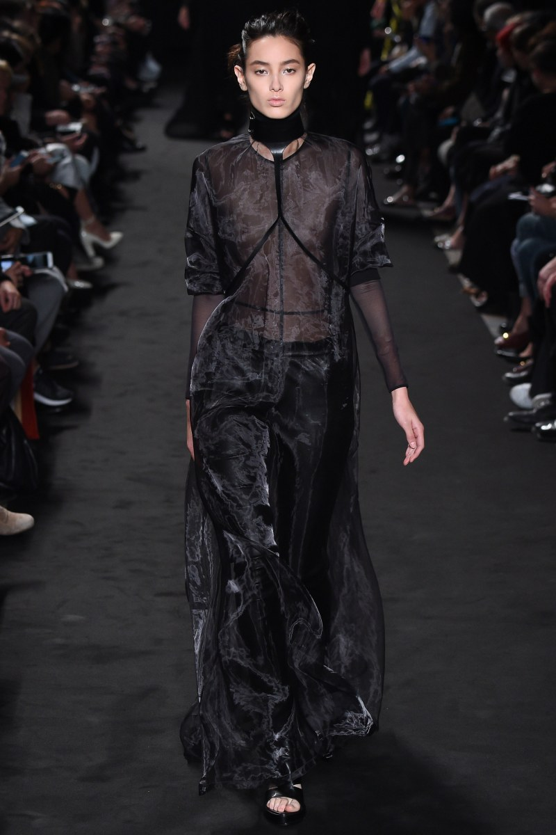 Ann Demeulemeester Ready To Wear SS 2016 PFW (24)