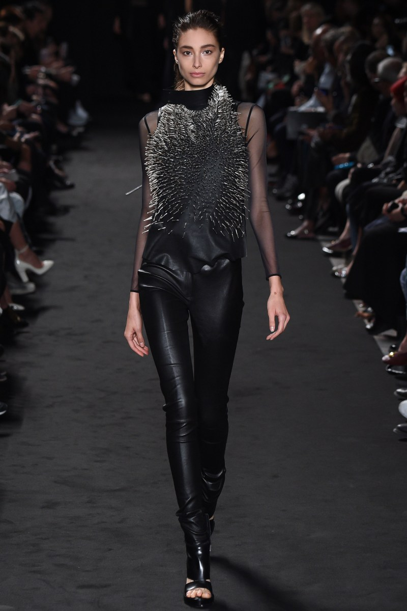 Ann Demeulemeester Ready To Wear SS 2016 PFW (27)