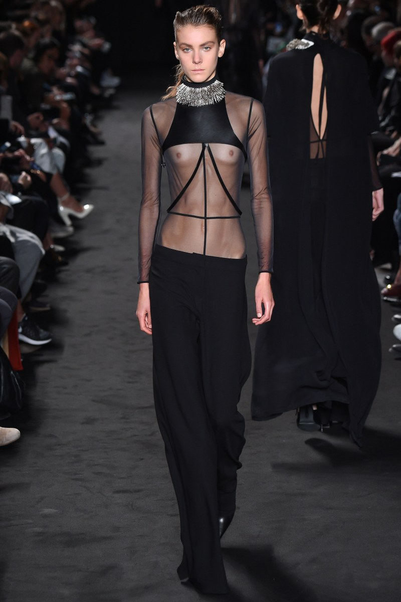 Ann Demeulemeester Ready To Wear SS 2016 PFW (29)