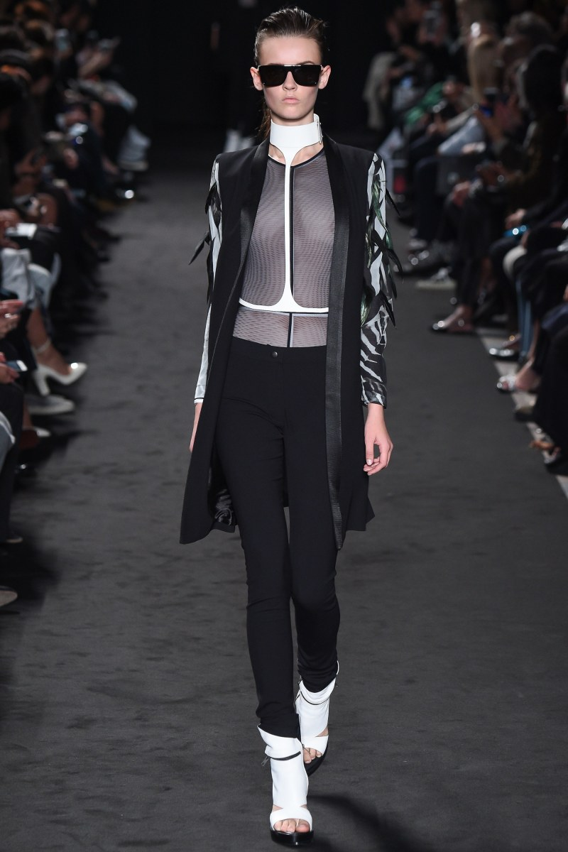 Ann Demeulemeester Ready To Wear SS 2016 PFW (4)