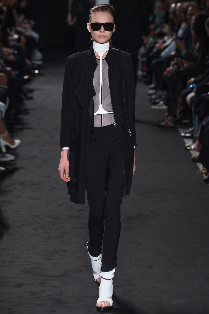 Ann Demeulemeester Ready To Wear SS 2016 PFW (5)