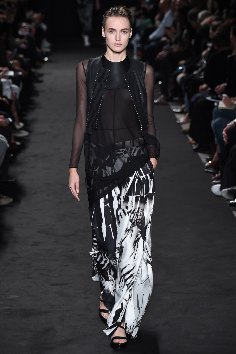 Ann Demeulemeester Ready To Wear SS 2016 PFW (7)