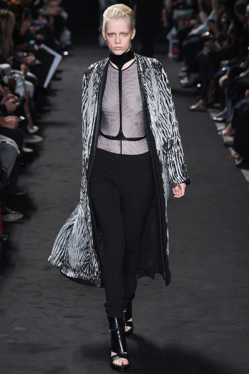 Ann Demeulemeester Ready To Wear SS 2016 PFW (9)