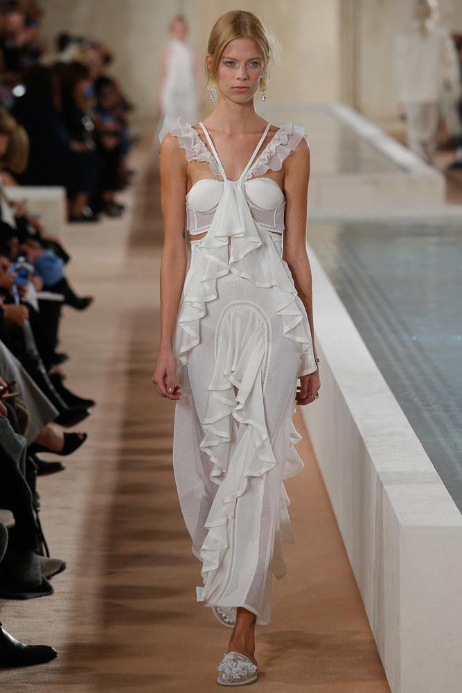 Balenciaga Ready To Wear SS 2016 PFW