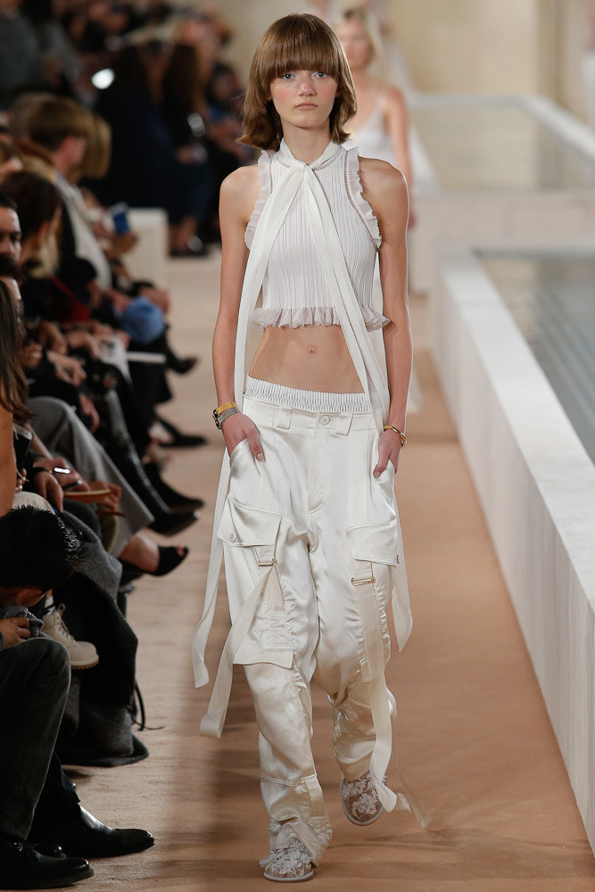 Balenciaga Ready To Wear SS 2016 PFW (26)