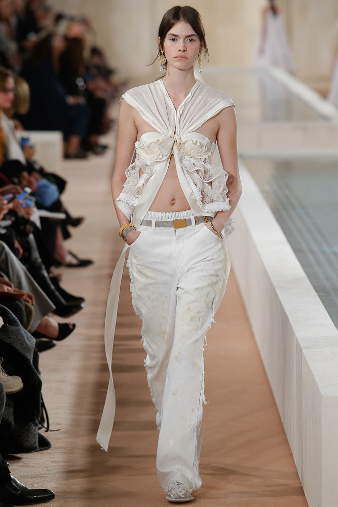 Balenciaga Ready To Wear SS 2016 PFW (34)